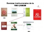 Revista Institucionales de la FMV - UNMSM