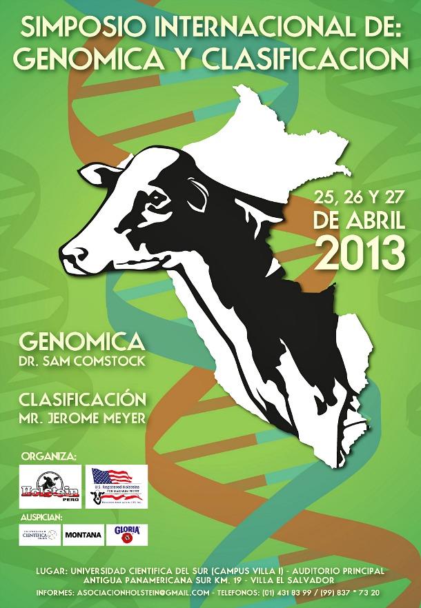 - Simposio_Genomica_2013