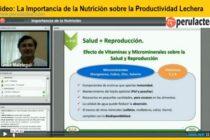 ¡Mira la Videoconferencia! sobre Nutrición y Productividad Lechera