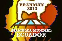 Asamblea Mundial Brahman 2013 🗓