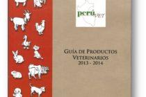Vademecum Peruvet: Guía de Productos Veterinarios 2013 – 2014