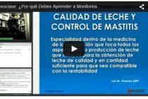 Videoclase: ¿Por qué Debes Aprender a Monitorear la Calidad de la Leche?
