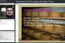 Quesos de Cabra y Oveja: una clase con el profesor Martín Mondelli