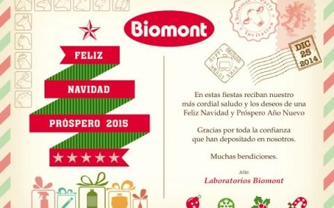 Feliz Navidad y Próspero Año Nuevo.2014