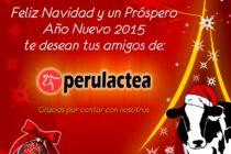 Feliz Navidad y un 2015 de Prósperidad, les desea Perulactea