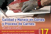 EN VIVO: Calidad y Manejo en Cortes y Proceso de Carnes – Fábrica Oculta