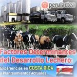 Experto Dictará Conferencia sobre Modelo Exitoso de Producción Lechera Replicable en el Perú