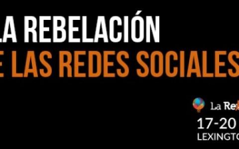siga la rebelacion desde las redes sociales