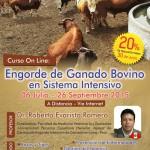 Curso On Line: Engorde de Ganado Bovino en Sistema Intensivo