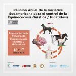 Inicia Reunión Sudamericana para el Control de Hidatidosis