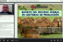 Videoclase: Manejo del Recurso Animal en Sistemas de Producción Ganadera