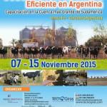Gira Técnica: Producción Lechera Eficiente en Argentina 2015
