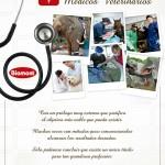 ¡Feliz Día del Médico Veterinario! les Desea Biomont