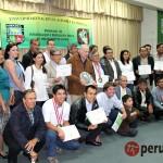 Premian a los Mejores Establos de Lima de la Campaña Productiva 2014