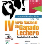 IV Feria Nacional de Ganado Lechero de Raza Holstein y Brown Swiss