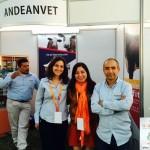 ANDEANVET y Ganadora de la Beca en el Congreso Peruano de Reproducción Animal-2015