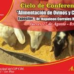 Conferencia: Alimentación de Ovinos y Caprinos – Chiclayo