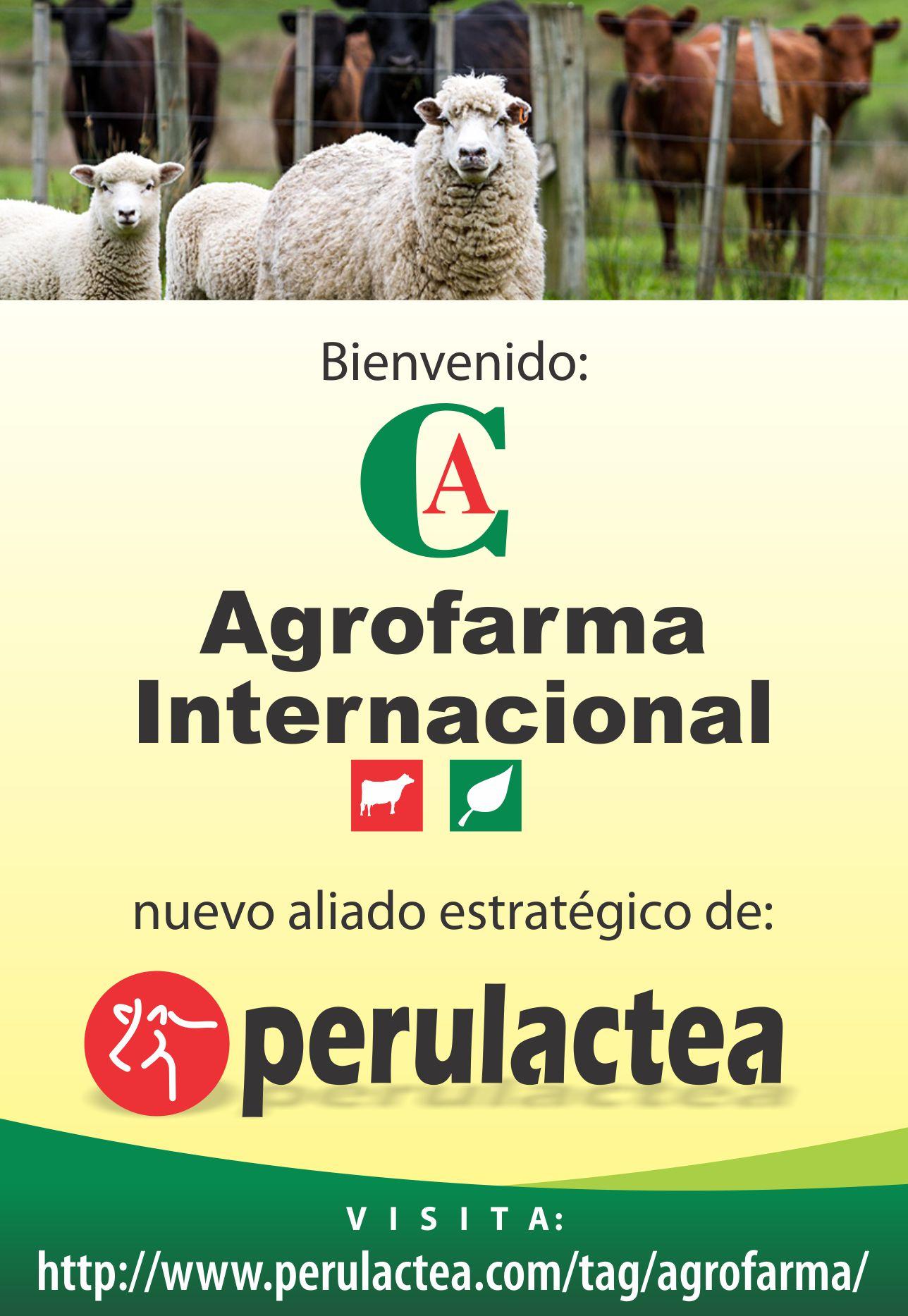 BIENVENIDO agrofarma internacional