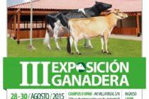 III Exposición Ganadera de Trujillo 2015 🗓