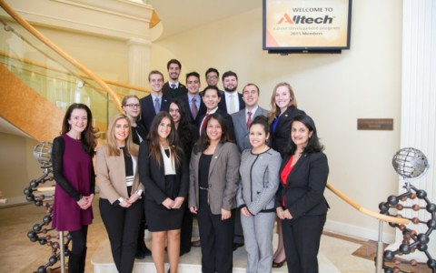 2015 Alltech Career Development Group