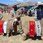 ANDEANVET premió y capacitó durante la Feria Agropecuaria Santa Rosa, 2015 (FEGASAR)