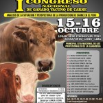 I Congreso Nacional de Ganado Vacuno de Carne