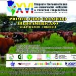 Primer Foro Ganadero Iberoamericano – Villavicencio, Colombia