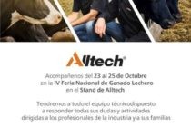Alltech en la IV Feria Nacional de Ganado Lechero