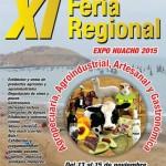XI Feria Regional Expo Huacho 2015