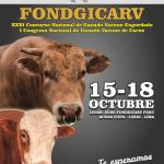 Del 15 al 18 de Octubre: Andeanvet los espera en FONDGICARV
