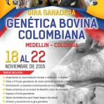 Gira Ganadera: Genética Bovina Colombiana 2015