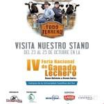 MONTANA presente en la IV Feria Nacional de Ganado Lechero Razas Holstein y Brown Swiss