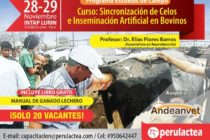 Curso Práctico: Sincronización de Celos e Inseminación Artificial en Bovinos 🗓