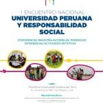 I Encuentro Nacional Universidad Peruana y Responsabilidad Social