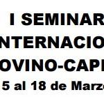 I Seminario Internacional Ovino – Caprino / Cuba 2016