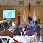 Ecuador Inaugura Infocentro Temático Lechero para Pequeños Ganaderos