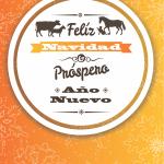 Andeanvet les desea Feliz Navidad y Prospero Año Nuevo
