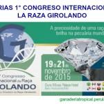 Memorias  del 1° Congreso Internacional de la Raza Girolando