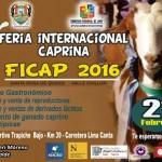 X Expo Feria Caprina de la Cuenca del Río Chillón