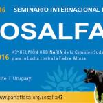 43ª Reunión Ordinaria de la Comisión Sudamericana para la Lucha contra la Fiebre Aftosa (COSALFA)