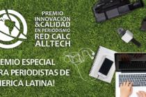 Premio a la Innovación y Calidad Agropecuaria y Periodística