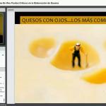 Videoclase: Puntos Críticos en la Elaboración de Quesos