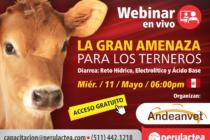 WEBINAR: La Gran Amenaza para los Terneros: Diarrea, Reto Hídrico, Electrolítico y Ácido Base
