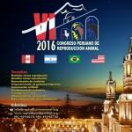 VI Congreso Peruano de Reproducción Animal