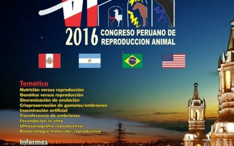 Congreso Peruano de Reproducción Animal
