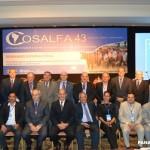 Delegados de la 43° Reunión COSALFA Aprobaron Resoluciones