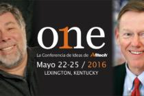 Cofundador de Apple y ex Presidente de Ford recibirán reconocimiento en ONE: La Conferencia de Ideas de Alltech
