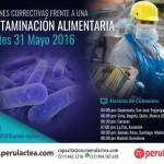 EN VIVO: Acciones Correctivas frente a una Contaminación Alimentaria