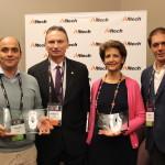 Alltech y Red CALC Entregan Reconocimiento a Periodistas Latinomericanos por su Apuesta a la Innovación y Calidad