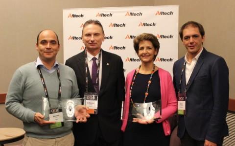 En One Conferencia de Ideas de Alltech premian a la Innovación y Calidad en Periodismo Red CALCALLTECH